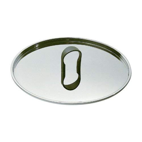 Alessi La Cintura di Orione Lid, Stainless Steel, 24 cm, (90200/24) by Alessi (Image #2)