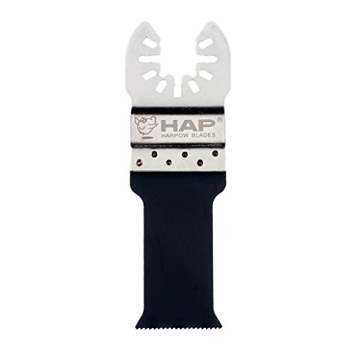 Harpow Bi-metal E-cut saw blade With stainless steel holder, 28mm,power oscillating tool blades,multitool blades,power tool saw blades,fits Fein Bosch Craftsman Rockwell Einhell Westfalia Ferm Pro-Line Matrix tools -  Hangzhou Harpow Tools Co., Ltd., HP71-2