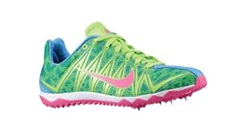 Nike Womens Zooma Rival Xc Flash Lime Club Rosa Blå Oss 10,5 M Oss