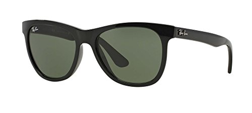 Ray-Ban Wayfarer RB4184 Unisex Sunglasses RB4184-601 Black E54B17T145 M - Authentic Sunglasses Ray Ban Buy