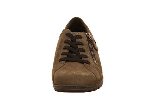 lacets de 6903 femme 12703 Chaussures pour à Mephisto Camilia Grey Gris ville AwXpp8
