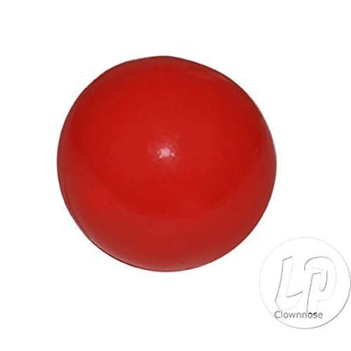 Lot de 12 - Nez de clown en plastique avec élastique - Qualité COOLMINIPRIX®