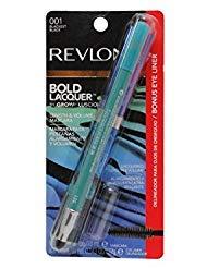 Revlon Bold Lacquer Length & Volume Mascara #001 Blackest Black