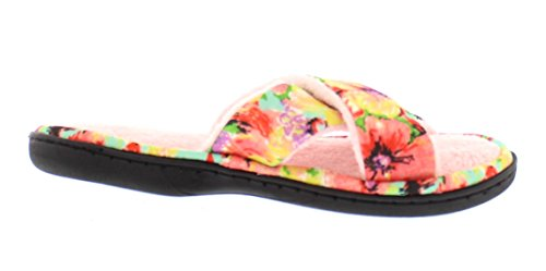 Slides Memory Use Pink Indoor Flop Open Soft Outdoor Summer Toe Womens Flip Ramira Slippers Slipper Foam House pHBxX