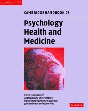 By Susan Ayers - Cambridge Handbook of Psychology, Health and Medicine: 2nd (second) Edition (Cambridge Handbook Of Psychology Health And Medicine)