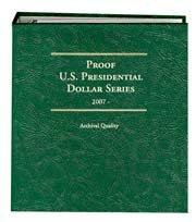 Littleton Proof Only Presidential Dollars Album LCA71