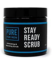 Stay Ready Scrub | Pure for Men's Stay Ready Hygiene Collection