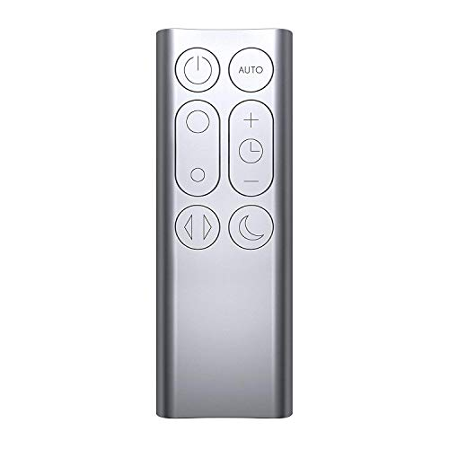 Dyson Pure Cool Link WiFi-Enabled Air Purifier, Blue/Silver (Renewed)