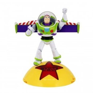 Disney TS380ACR Disney Toy Story Alarm Clock Radio with LCD Display