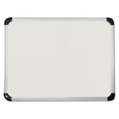 Porcelain Magnetic Dry Erase Board, 72 x 48, White, Sold as 1 Each