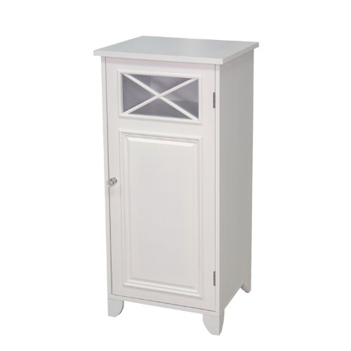 Elegant Small Bathroom Storage Cabinet
