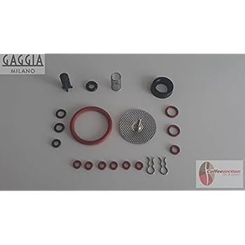 Saeco Gaggia Parts Set - Repair Kit for Titanium, Titanium plus, Magic, Incanto