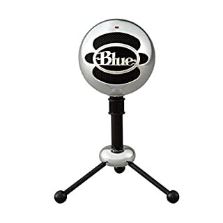 Blue Microphones Snowball USB Microphone (Brushed Aluminum) by Blue Microphones (B002OO333Q) | Amazon price tracker / tracking, Amazon price history charts, Amazon price watches, Amazon price drop alerts