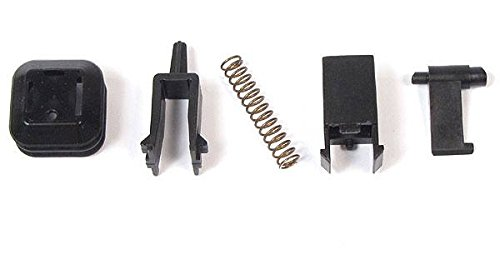 Land Rover DA1114 Fuel Filler Door Latch Repair Kit for LR3, LR4, and Range Rover Sport
