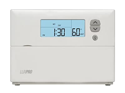 Lux PSPA722 Auto Changeover Deluxe Programmable Thermostat