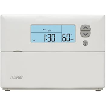 LuxPRO PSPA711 Auto Changeover Deluxe Programmable Thermostat