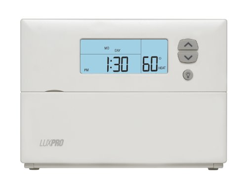 - LuxPRO PSPA711 Auto Changeover Deluxe Programmable Thermostat