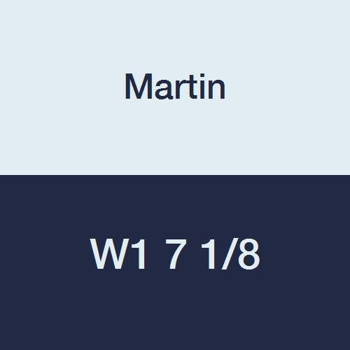 Martin W1 7 1//8 MST Bushing Inch 7.13 Bore 8.5 OD Class 30 Gray Cast Iron 8.25 Length