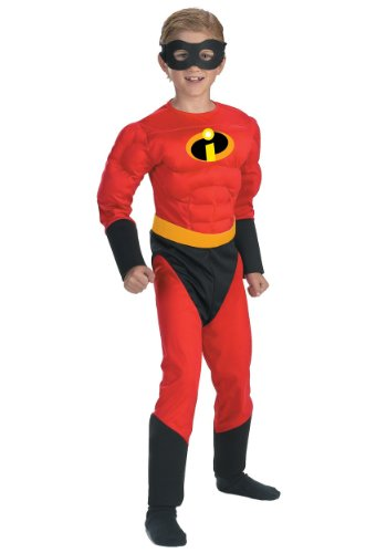 [Disguise Incredibles Dash Costume 3t/4t] (Dash Incredibles Costumes)