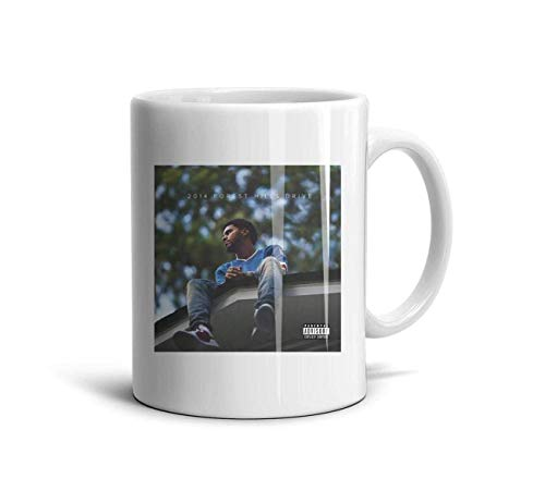 - J-Cole-2014-Forest-Hills-Drive- Classic Coffee Mugs 11oz Ceramic Tea Cups,J Cole 2014-1,One Size