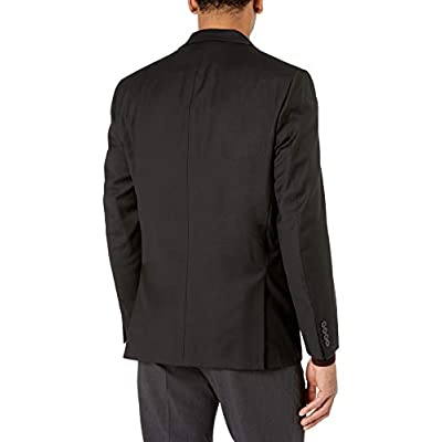 Calvin Klein Men's Modern Fit Suit Separates-Custom Jacket & Pant Size Selection at Amazon Men's Clothing store