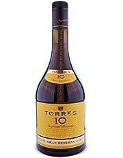 Brandy Torres 10 Años Gran Reserva