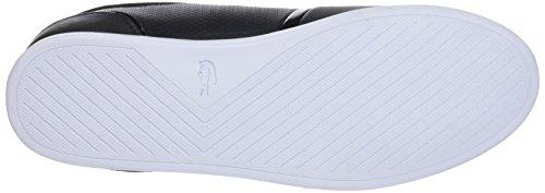 Lacoste Donne Rey Sportiva 118 1 Caw Sneaker Nero (blk / Wht)