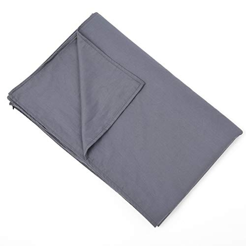 Cheap ROBINS CORNER LLC Soft Removable Cotton Quilt Duvet Cover for Weighted Blankets 48