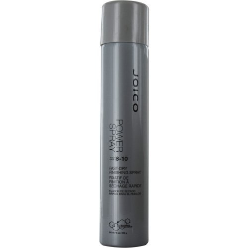 JOICO by Joico POWER SPRAY FAST DRY FINISHING SPRAY 9OZ for UNISEX(Package Of 2)