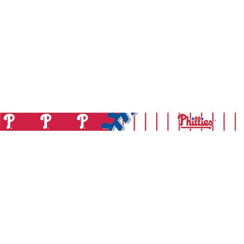 Hunter Philadelphia Phillies Adjustable Ribbon Collar for Pets, Medium