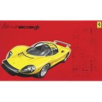1/24 Competición Ferrari Dino 206