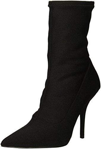 Women's Ankle Klein Boot Black Calvin Mada Rax1qCwnf
