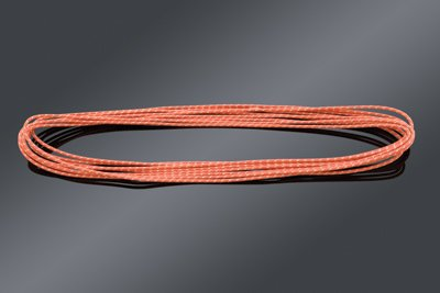 Amazoncom V Twin Manufacturing Cloth Covered Red Wire 25 Foot