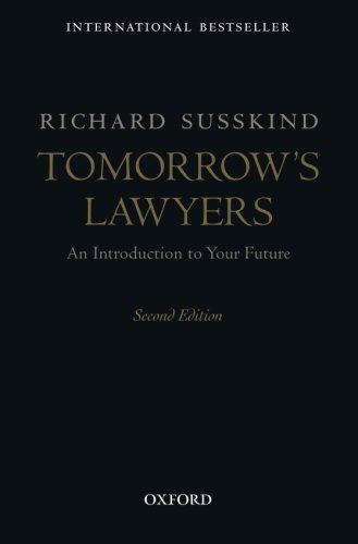 Reviews/Comments Tomorrow' Lawyers: Introduction Your Future