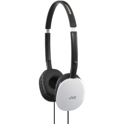 Jvc Red Lightweight Headphone - 5