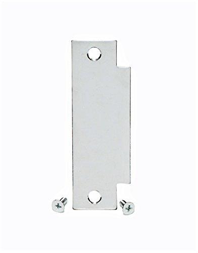 Door Filler Plate | Strike Plate Filler | For Cylindrical Lock Latch Prep | 1 1/4 x 4 7/8