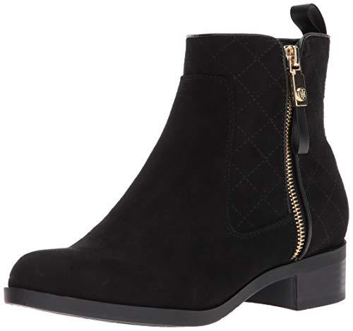 Tommy Hilfiger Women's Patron Ankle Boot, Black, 10 M US (Tommy Hilfiger Shop Online)