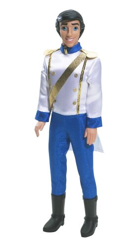 Disney Little Mermaid Prince Eric Doll -