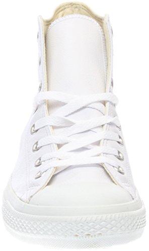 Converse Chuck Taylor All Star Hi - Zapatillas unisex Blanco
