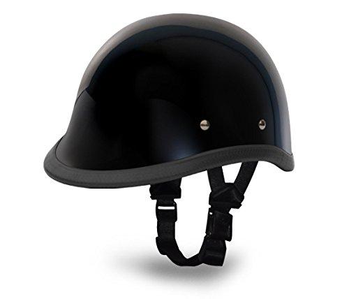 Hawk- HI-Gloss Black (Hawk Helmet Novelty)