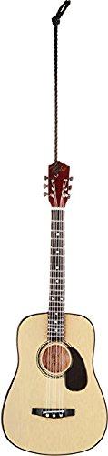 "6"" FENDER PD-1 Dreadnought Acoustic Guitar Holiday Christmas Ornament DA-80050 -"