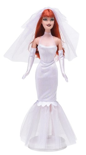 (Barbie Collector Famous Friends Mary Jane Doll)