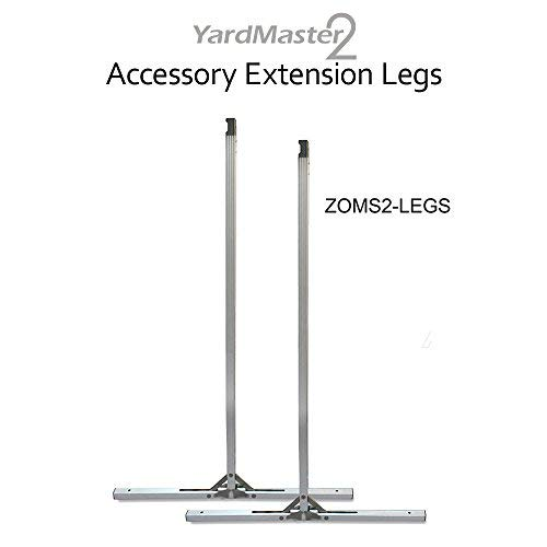 Elite Screens Yard Master 2 Series, 51.4 inch Extension Legs for Yard Master 2 Projection Screens, Accessory Part: ZOMS2-LEGS from Elite Screens