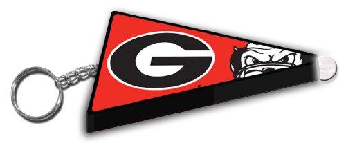 University of Georgia Bulldogs Collegiate Pennant Key Chain