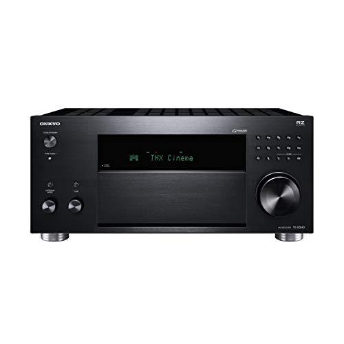 Onkyo TX-RZ840 Smart AV Receiver with 4K Ultra HD | Dolby Atmos | AirPlay 2 | IMAX Enhanced (2019 Model) (Best Onkyo Receiver 2019)