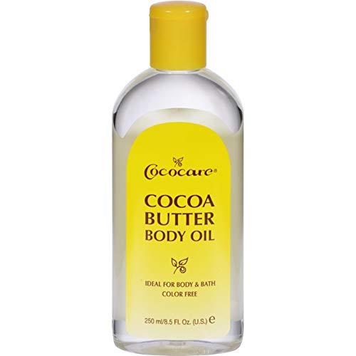 Cococare Cocoa Butter - Cococare Products Cococare Body Oil Cocoa Butter 8.5 Oz
