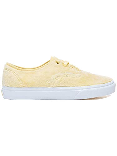 bianco 39 Giallo Formato furry Vans Sunshine Scarpe Authentic q0xwHCnXg