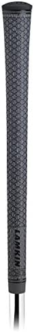 Lamkin UTx Cord Solid Gray Midsize Golf Grips