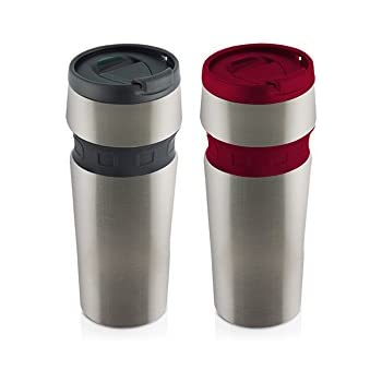 Amazon Com Starbucks Stainless Steel Lucy Classic Rubber