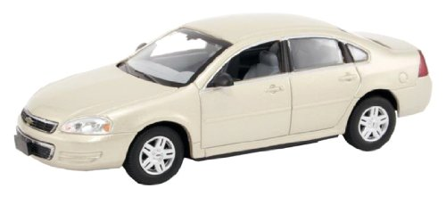 1/43 2011 Chevy Impala Civilian(ゴールド) AHM43-605